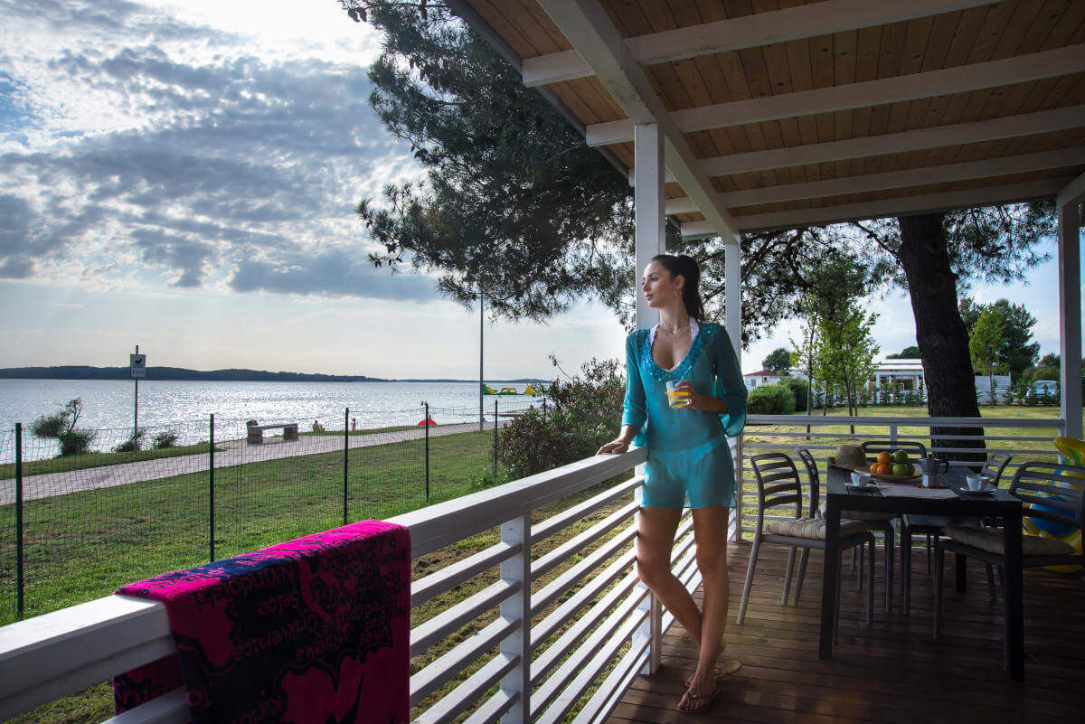 MobilHome Brioni Beach - Mobilhome sea view - BiVillage (Fazana, Croatia)